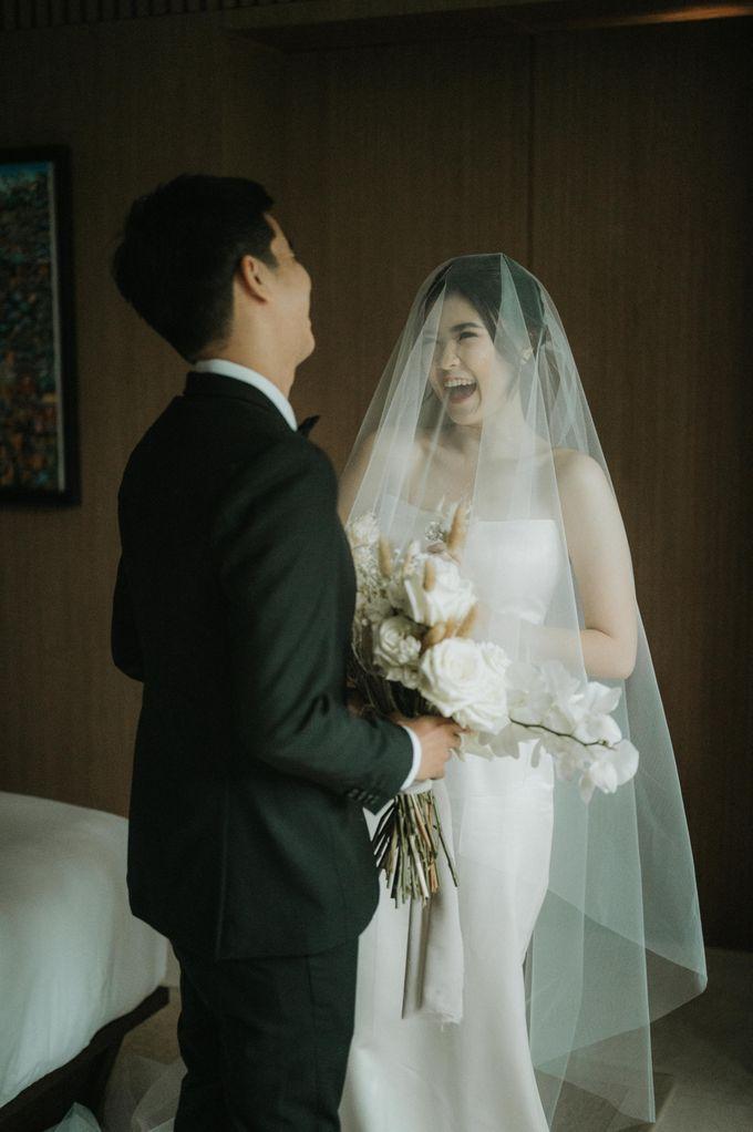 The Wedding of Anastasia & Arif by Bali Eve Wedding & Event Planner - 007