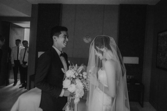 The Wedding of Anastasia & Arif by Bali Eve Wedding & Event Planner - 008