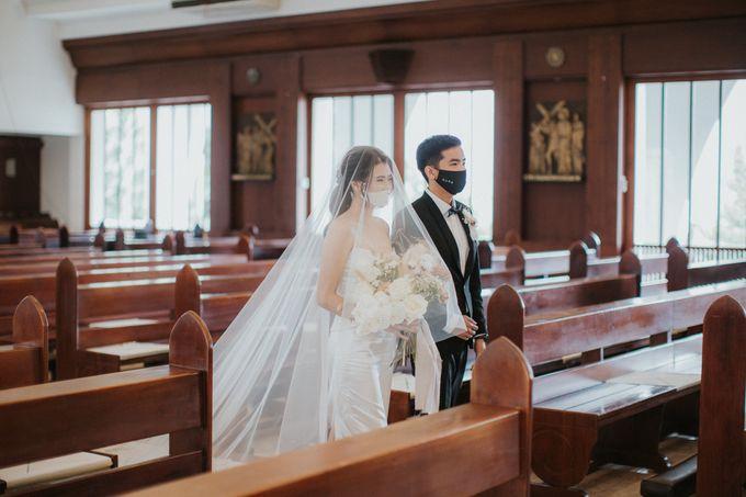 The Wedding of Anastasia & Arif by Bali Eve Wedding & Event Planner - 009