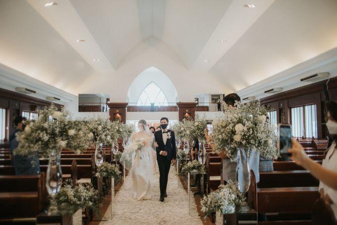 The Wedding of Anastasia & Arif by Bali Eve Wedding & Event Planner - 010