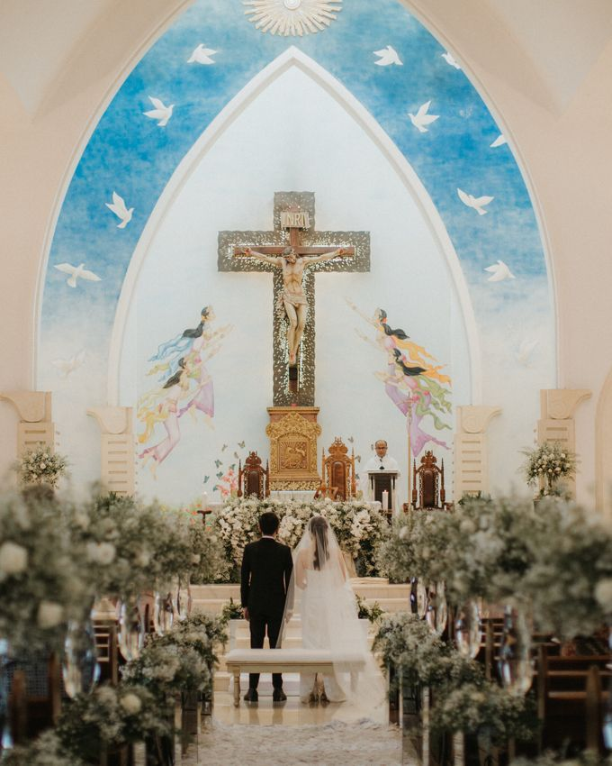The Wedding of Anastasia & Arif by Bali Eve Wedding & Event Planner - 011