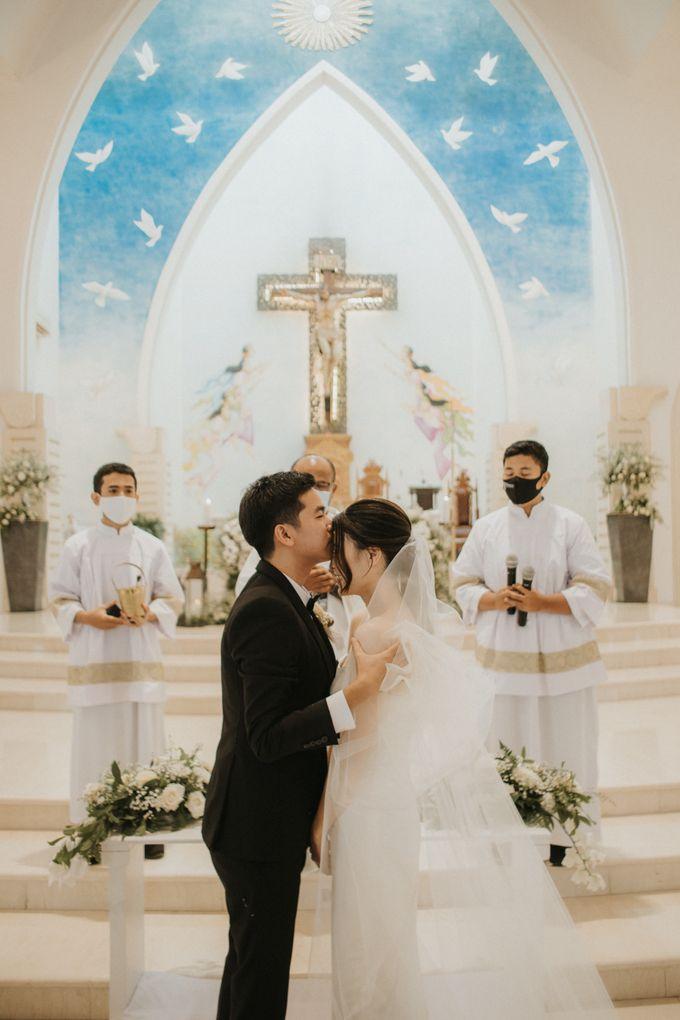 The Wedding of Anastasia & Arif by Bali Eve Wedding & Event Planner - 012