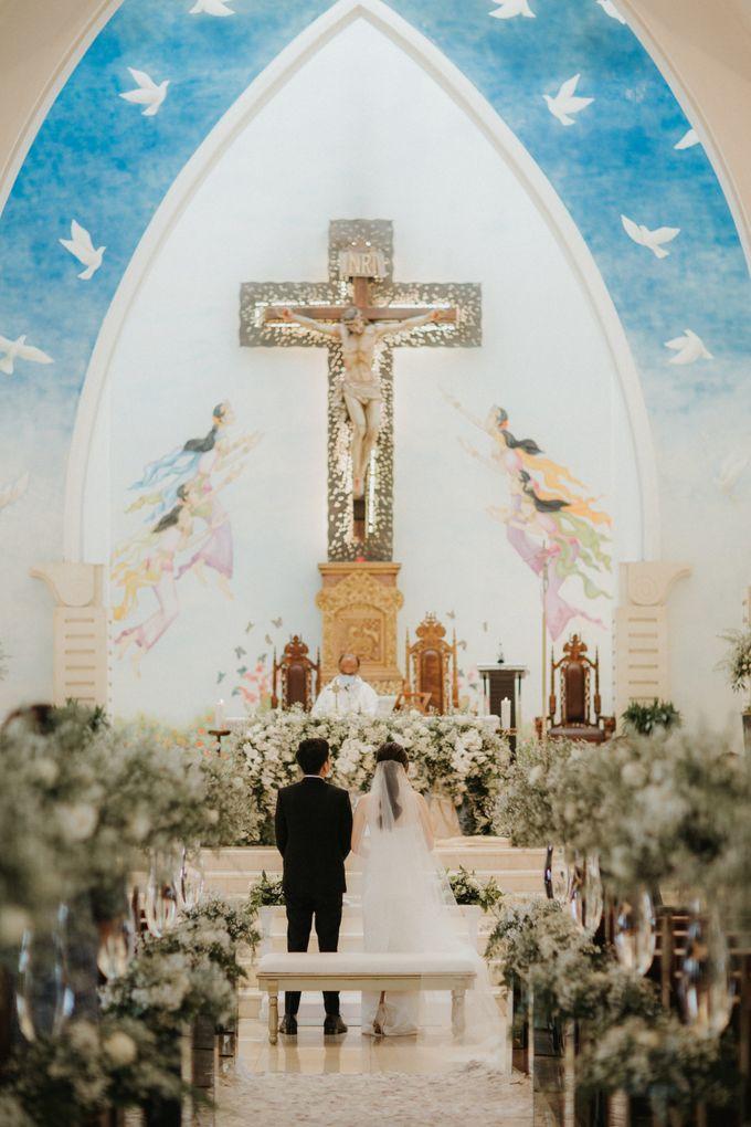 The Wedding of Anastasia & Arif by Bali Eve Wedding & Event Planner - 013