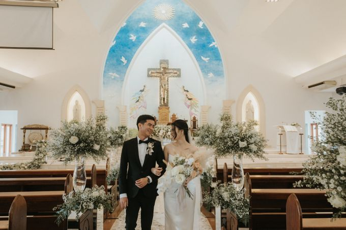 The Wedding of Anastasia & Arif by Bali Eve Wedding & Event Planner - 014