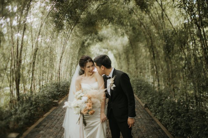 The Wedding of Anastasia & Arif by Bali Eve Wedding & Event Planner - 016