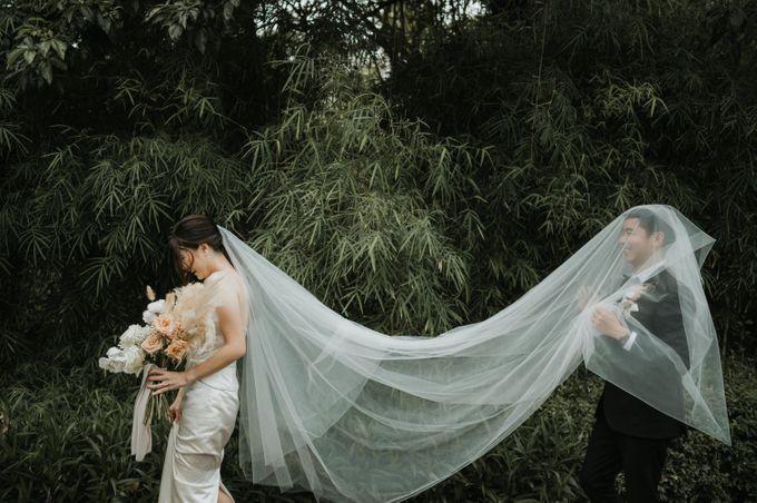 The Wedding of Anastasia & Arif by Bali Eve Wedding & Event Planner - 018