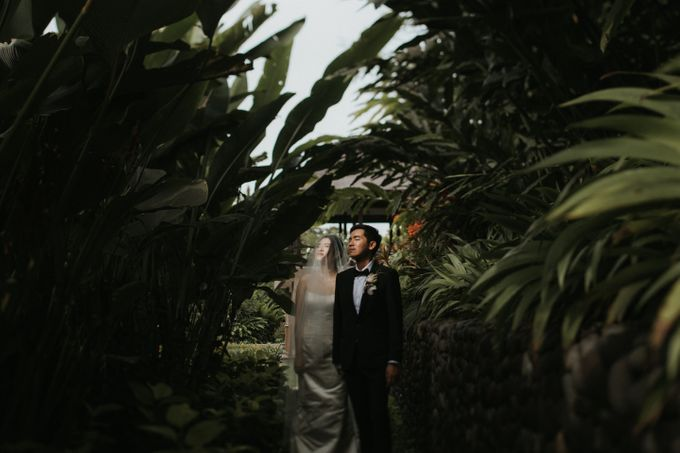 The Wedding of Anastasia & Arif by Bali Eve Wedding & Event Planner - 021