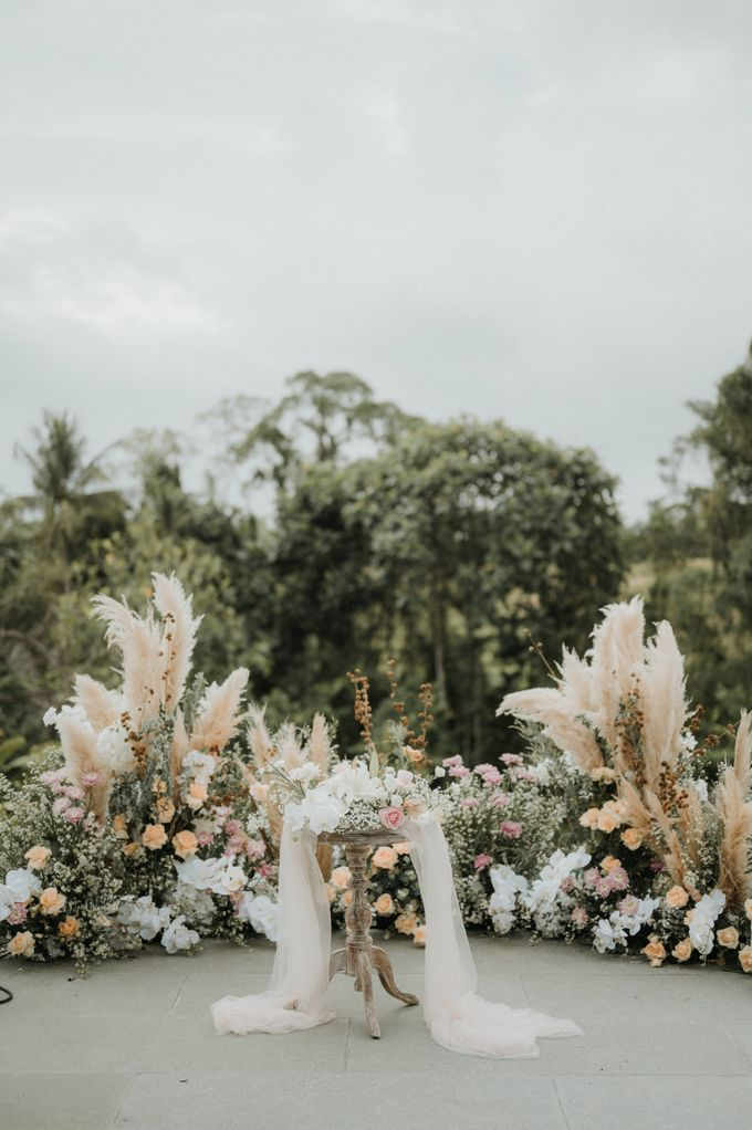 The Wedding of Anastasia & Arif by Bali Eve Wedding & Event Planner - 023