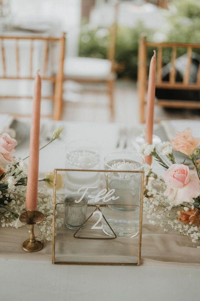 The Wedding of Anastasia & Arif by Bali Eve Wedding & Event Planner - 024