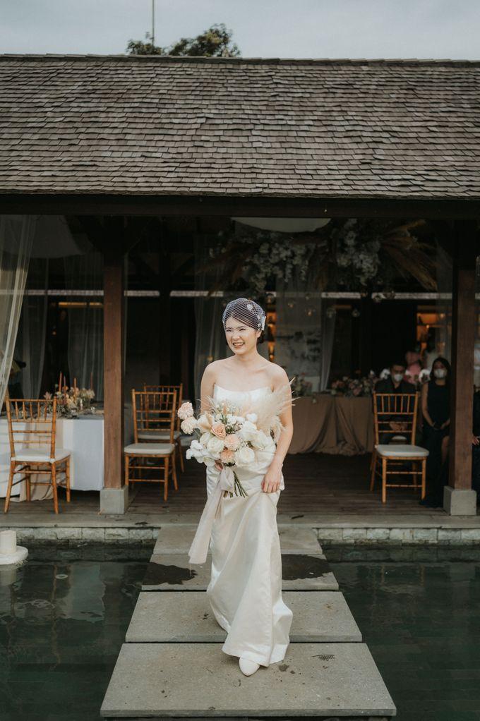 The Wedding of Anastasia & Arif by Bali Eve Wedding & Event Planner - 025