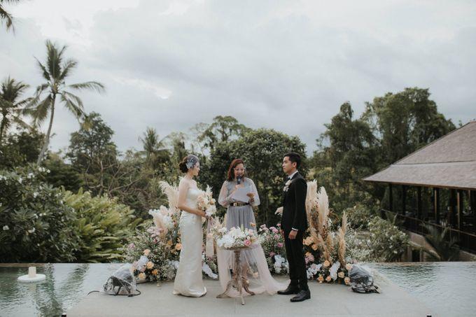 The Wedding of Anastasia & Arif by Bali Eve Wedding & Event Planner - 026