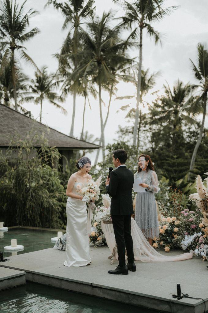 The Wedding of Anastasia & Arif by Bali Eve Wedding & Event Planner - 027