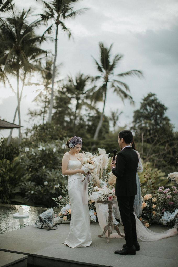 The Wedding of Anastasia & Arif by Bali Eve Wedding & Event Planner - 028