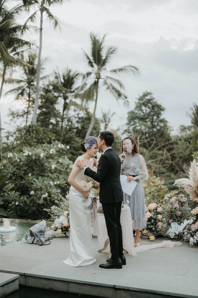The Wedding of Anastasia & Arif by Bali Eve Wedding & Event Planner - 029