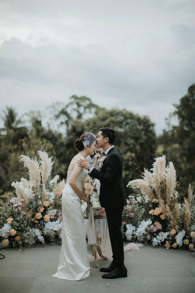 The Wedding of Anastasia & Arif by Bali Eve Wedding & Event Planner - 030