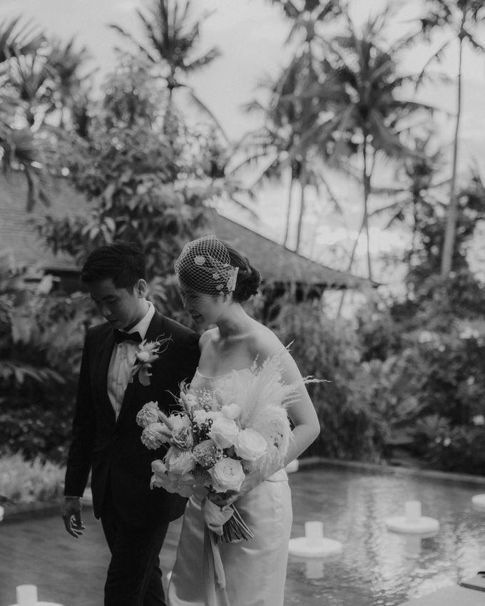 The Wedding of Anastasia & Arif by Bali Eve Wedding & Event Planner - 031