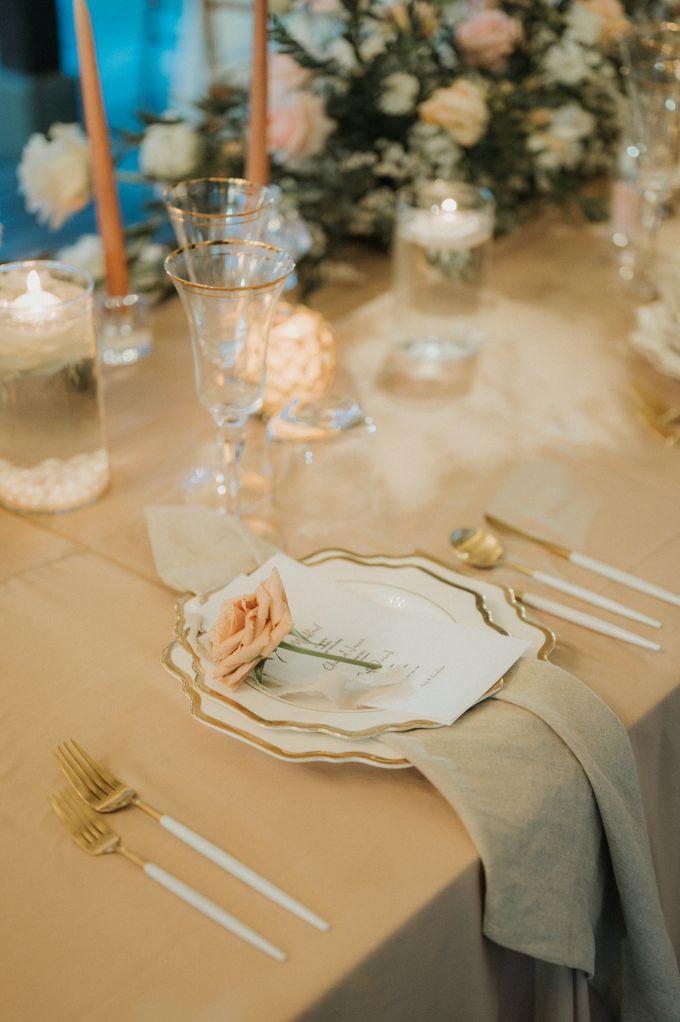 The Wedding of Anastasia & Arif by Bali Eve Wedding & Event Planner - 034
