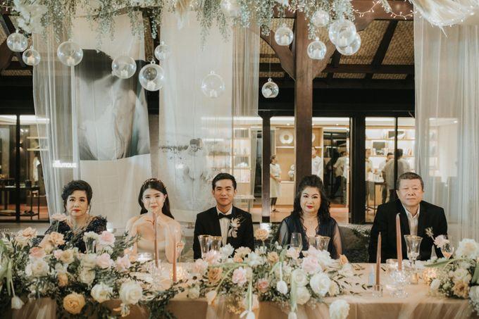 The Wedding of Anastasia & Arif by Bali Eve Wedding & Event Planner - 035