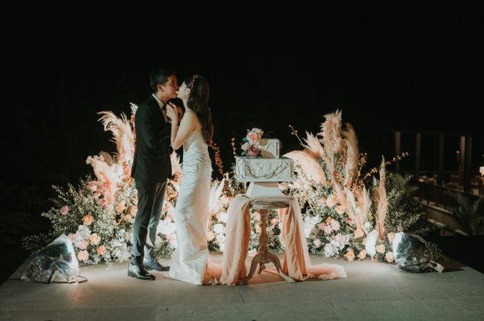 The Wedding of Anastasia & Arif by Bali Eve Wedding & Event Planner - 037