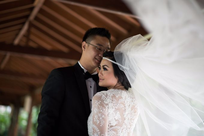 The Wedding of Dominic & Yuni by FIVE Seasons WO - 003