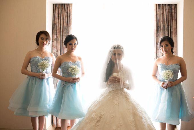 The Wedding of Dominic & Yuni by FIVE Seasons WO - 005