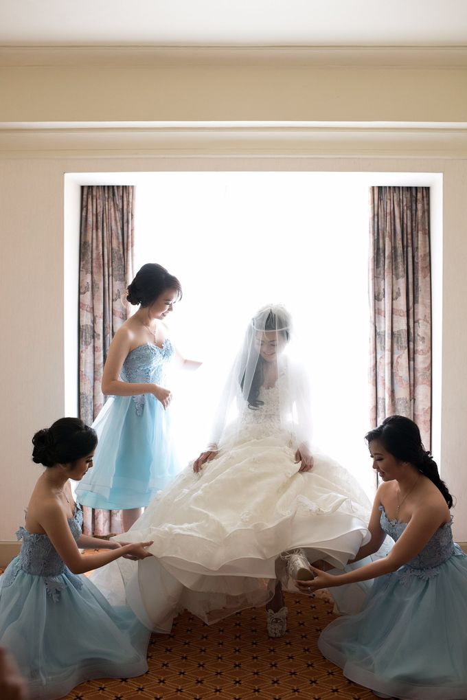 The Wedding of Dominic & Yuni by FIVE Seasons WO - 006