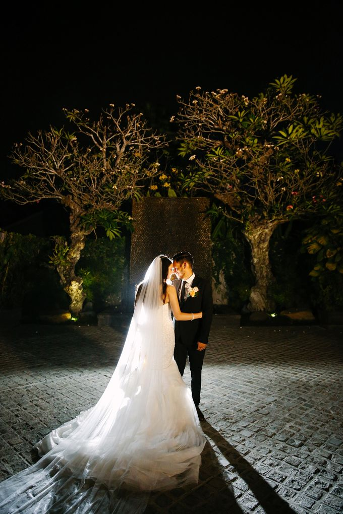 The Wedding of Brian & Chloe by Awarta Nusa Dua Resort & Villas - 004