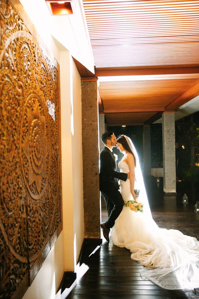 The Wedding of Brian & Chloe by Awarta Nusa Dua Resort & Villas - 003