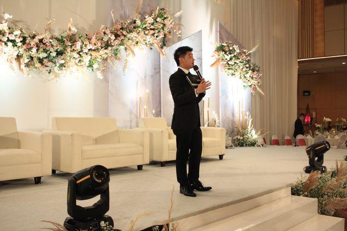 MC Wedding Ciputra Hotel Jakarta - Anthony Stevven by Anthony Stevven - 008