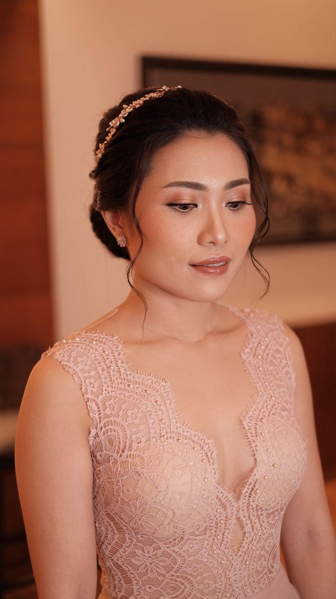 THE WEDDING OF TIKA & ADE by Padma Resort Ubud - 005