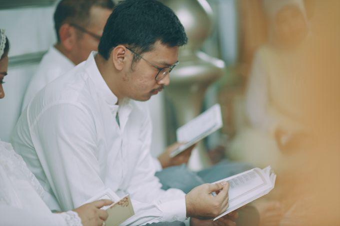 Yayas & Nosa Wedding by Adhyakti Wedding Planner & Organizer - 009