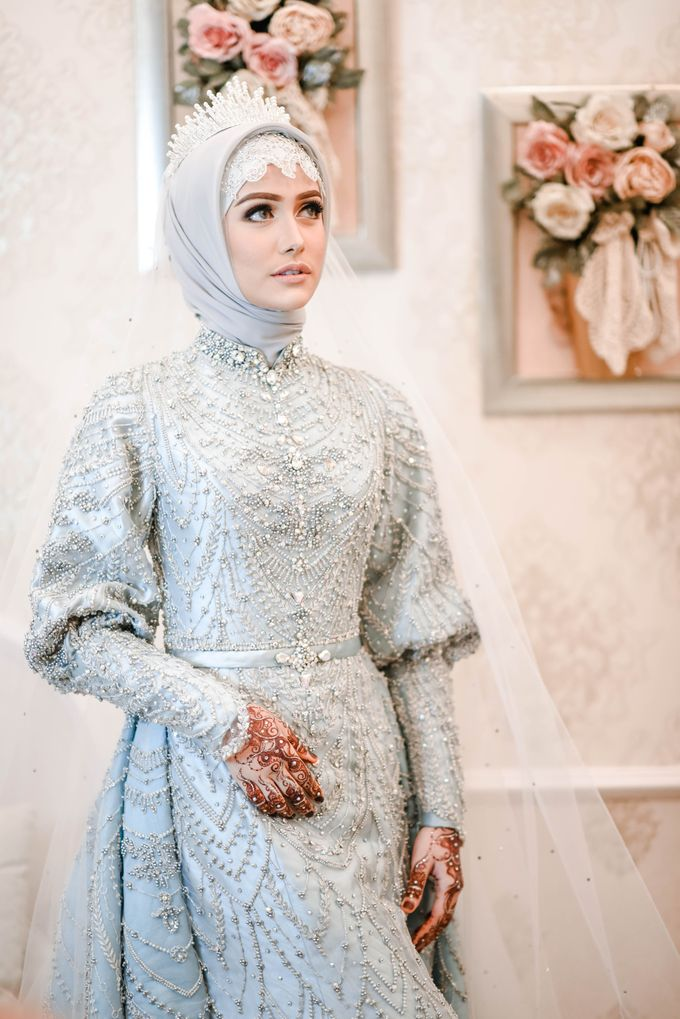 Sakinah & Fakheir Wedding by Thepotomoto Photography - 012