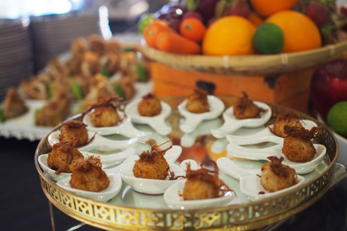 Wedding Reception by The NJONJA, Gourmet Catering - 003
