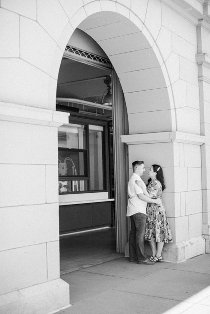 A Sunny San Francisco California Engagement Session by Foreveryday Photography - 016