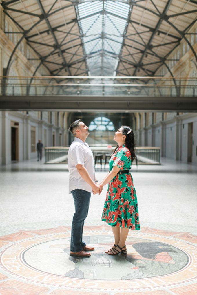 A Sunny San Francisco California Engagement Session by Foreveryday Photography - 018