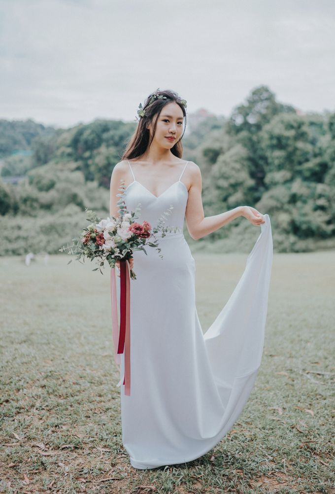 Ready to Wear Gowns by Liz Florals - 001