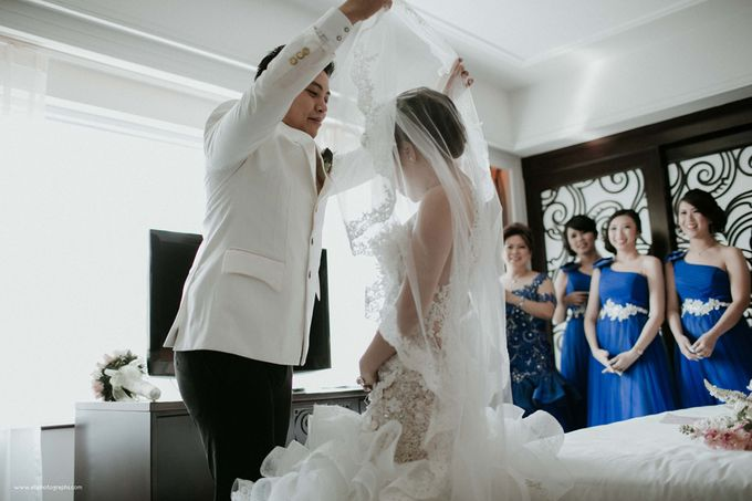THE WEDDING OF LOUIS & FLORENCY by AB Photographs - 031