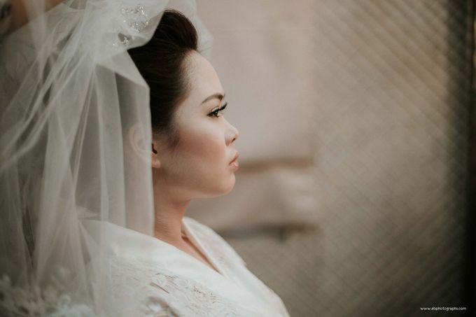 THE WEDDING OF LOUIS & FLORENCY by AB Photographs - 009