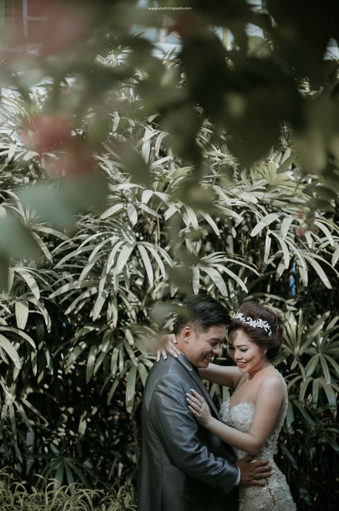 THE WEDDING OF LOUIS & FLORENCY by AB Photographs - 042