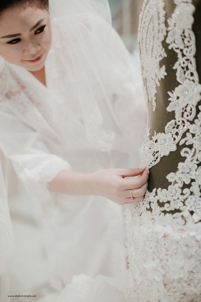 THE WEDDING OF LOUIS & FLORENCY by AB Photographs - 011