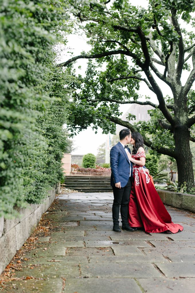 Pre Wedding by Born in November Photographs - 006