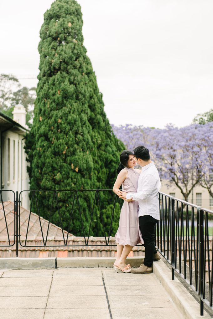 Pre Wedding by Born in November Photographs - 010