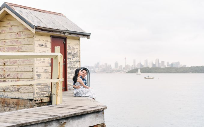Pre Wedding by Born in November Photographs - 013