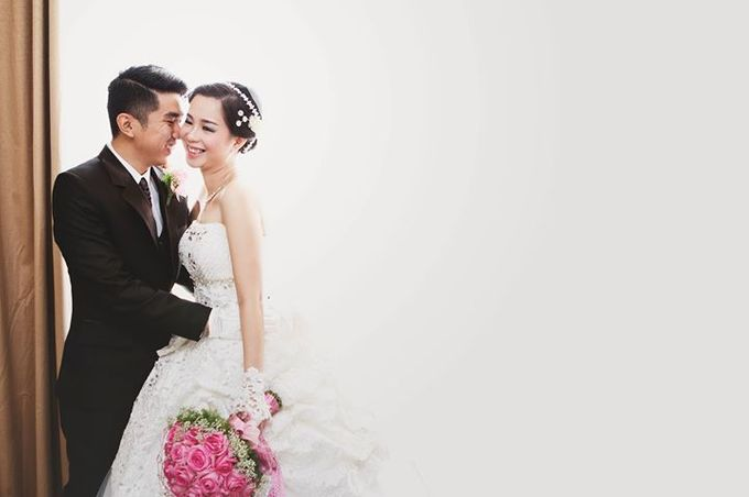 Wedding of Yohanes & Siska by LUMIERE PHOTOGRAPHY - 015