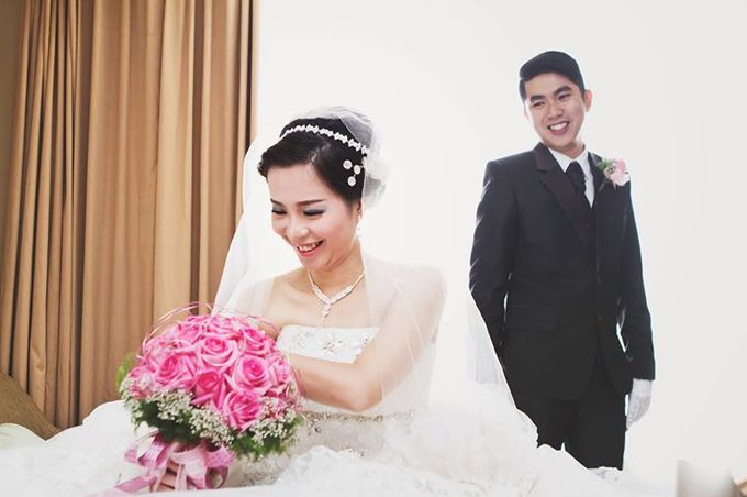 Wedding of Yohanes & Siska by LUMIERE PHOTOGRAPHY - 017