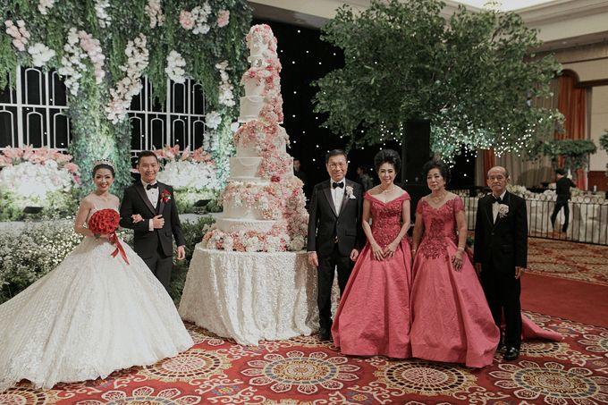 The Wedding of Albert & Cecelia by The Ritz-Carlton Jakarta, Mega Kuningan - 002