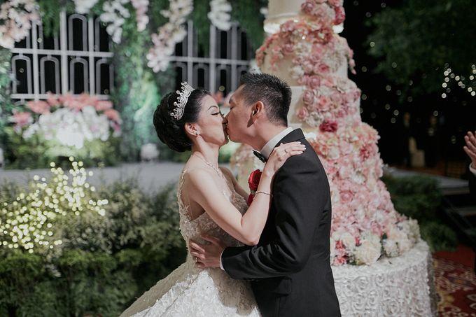 The Wedding of Albert & Cecelia by The Ritz-Carlton Jakarta, Mega Kuningan - 004