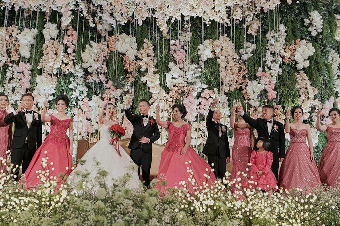 The Wedding of Albert & Cecelia by The Ritz-Carlton Jakarta, Mega Kuningan - 005