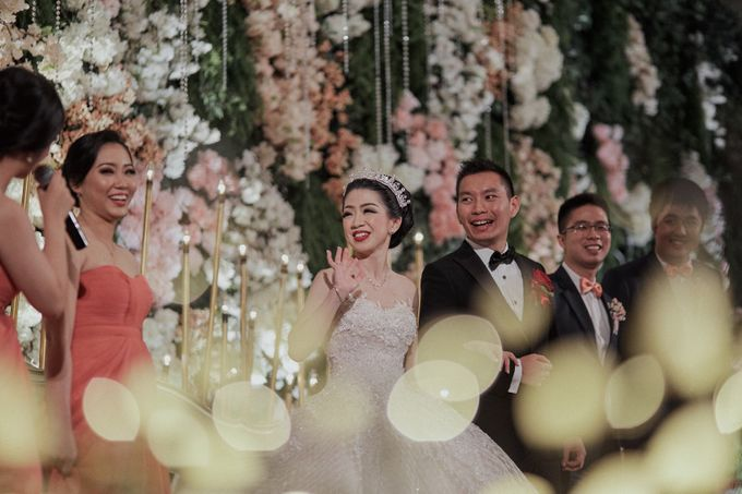 The Wedding of Albert & Cecelia by The Ritz-Carlton Jakarta, Mega Kuningan - 006
