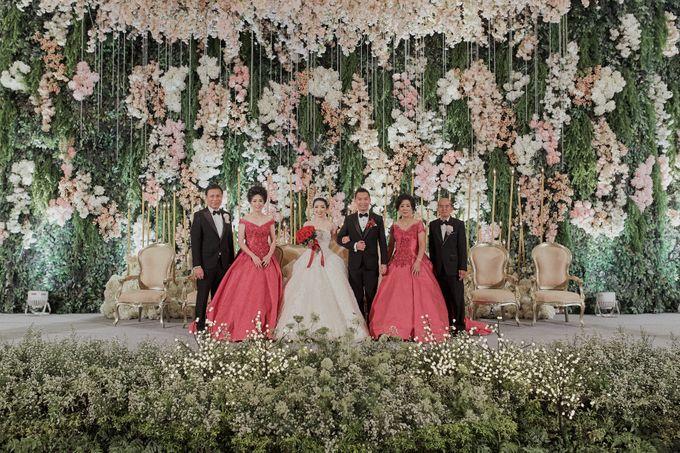 The Wedding of Albert & Cecelia by The Ritz-Carlton Jakarta, Mega Kuningan - 007